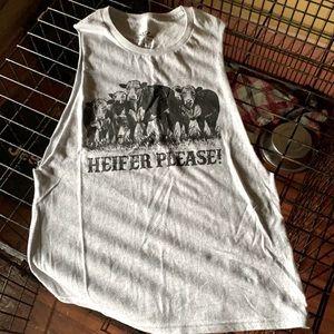 Heifer please cut off